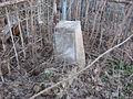 Lazar cemetery (Ryazan) Jewish Tomb 6 Vandalism.jpg