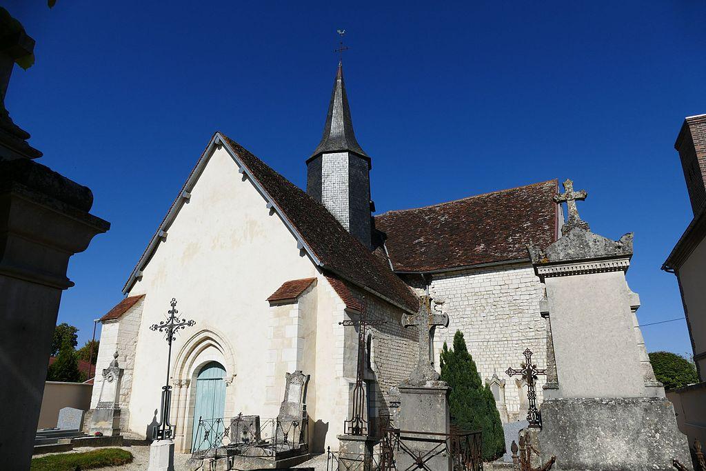 Le Pavillon-Sainte-Julie - Église de la Nativité de Notre-Dame - 1.jpg