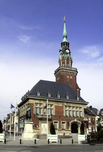 Bapaume - The Town Hall