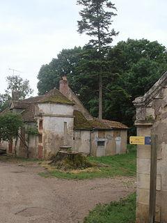 Saint-Germain-des-Bois, Nièvre Commune in Bourgogne-Franche-Comté, France