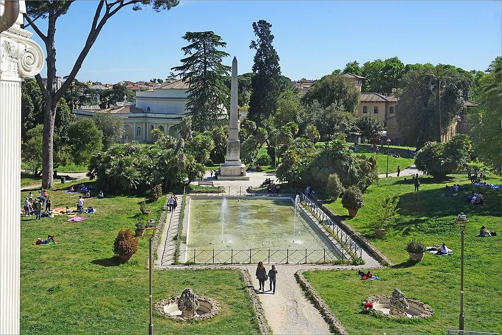 File:Le jardin du Casino Nobile (Villa Torlonia, Rome) (34220288912 ...