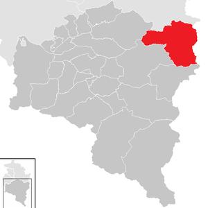 Lech (Vorarlberg) - Image: Lech im Bezirk BZ
