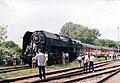 Lednice, nádraží, lokomotiva 475.101 (02).jpg