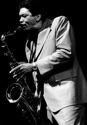 Lee Allen (musician) - Allen in 1980