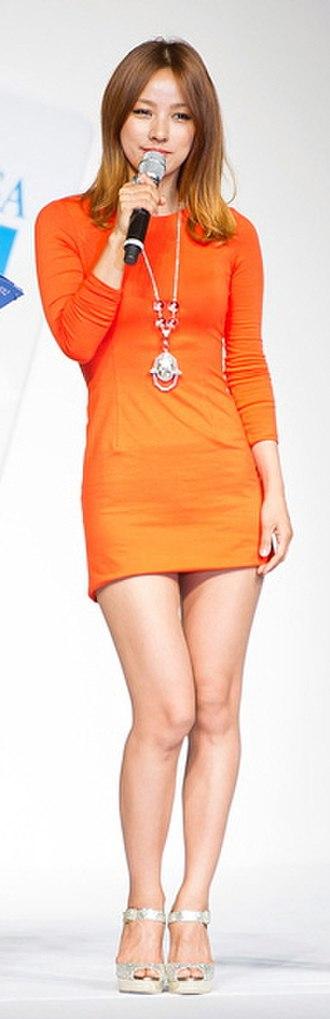 Lee Hyori - Image: Lee Hyo Ri from acrofan (2)