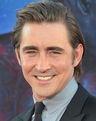 Lee Pace - Pace at Guardians of the Galaxy premiere in 2014