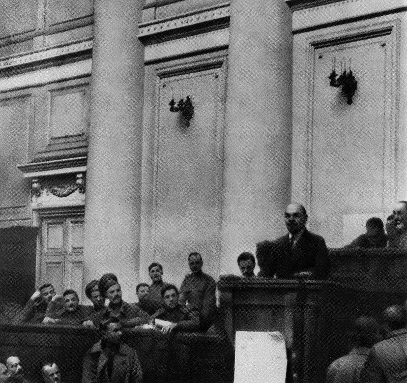 Lenin Tauride Palace