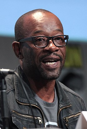 Lennie James interprète Morgan Jones.