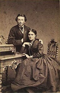 Leopold and Lavinia Elisabeth Damm by Jens Petersen.jpg