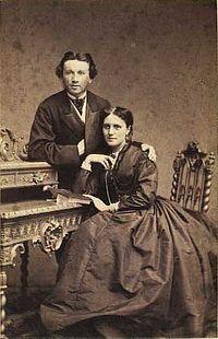 Leopold and Lavinia Elisabeth Damm by Jens Petersen.jpg