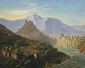 Mikhail Lermontov, Tiflis, 1837