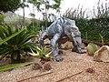 Les dinosaures du jardin botanique d'algar - panoramio.jpg