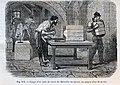 """Les merveilles de l'industrie, 1873 """"Coupe d'un pain de savon de Marseille en barres, au moyen d'un fil de fer"""". (4623430653).jpg"""