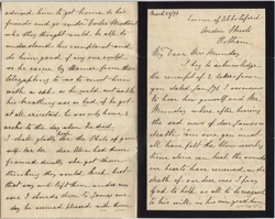 Letter to Mrs. Munday, 22 March 1876, p.1.png