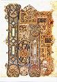 Lettrine historiée, Livre de Kells.jpg