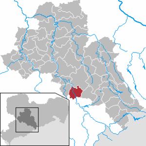 Leubsdorf, Saxony - Image: Leubsdorf in FG