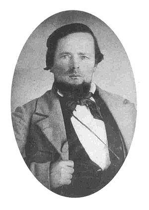 Lewis Owings - Lewis Owings, ca. 1860s