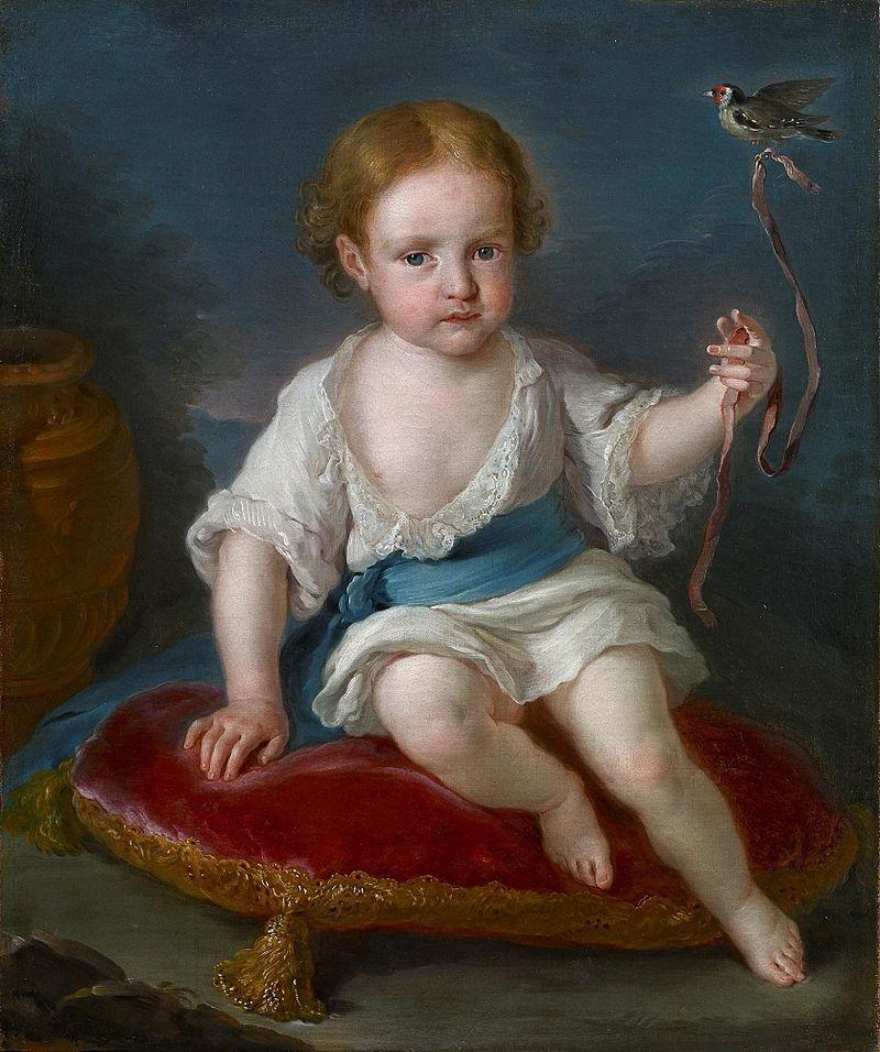 Лиани - Фердинанд Бурбонский, впоследствии король Двух стран. Sicilies.jpg