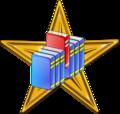 Librarian Barnstar Hires.png