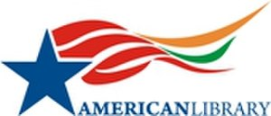 Consulate General of the United States, Chennai - Logo of the American Library