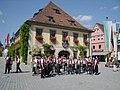 Lichtenfels, Bayern. Town hall view, 2006.jpg