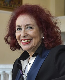 Lidia Falcón Spanish writer and politician
