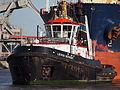 Lieven Gevaert (tugboat, 1995) - IMO 9120140, Leopoldlock, Port of Antwerp, pic8.JPG