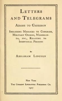 Life and Works of Abraham Lincoln, v8.djvu