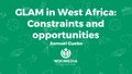 Lightening talks - GLAM in West Africa, contraints and opportunities.pdf