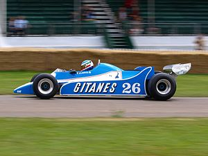 Jacques Laffite - Image: Ligier JS11 2008 Goodwood