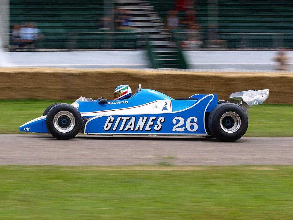 Ligier JS11 2008 Goodwood