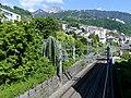Ligne du Simplon près de la gare de Montreux (juin 2019).JPG