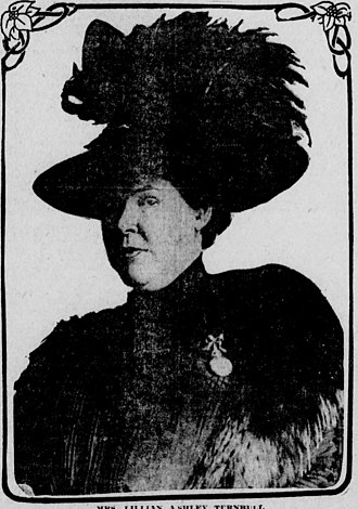 Lucky Baldwin - Lillian Ashley (later Turnbull) signed a 'wedding contract' with Lucky Baldwin. Los Angeles Herald