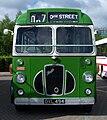 Lincolnshire bus 2485 Bristol SC4LK ECW OVL 494 Metrocentre rally 2009 (2).JPG