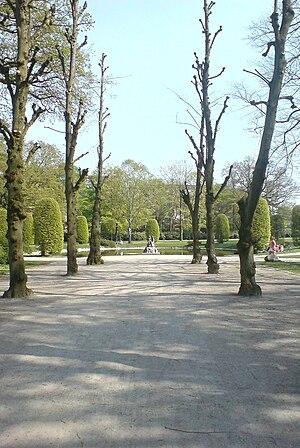 LindealleKildeparkenForaar2009