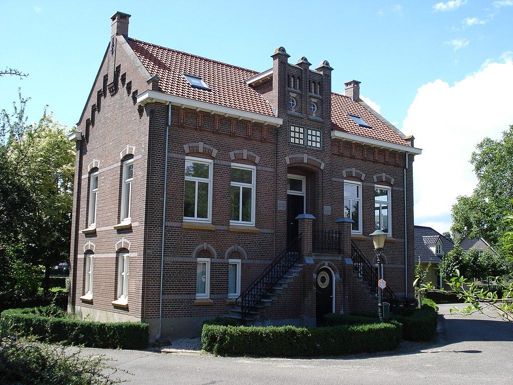 Lithoijen, l'ancienne mairie