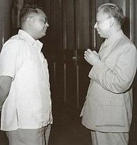 Liu Shaoqi and Wang Guangying, June 1956.jpg
