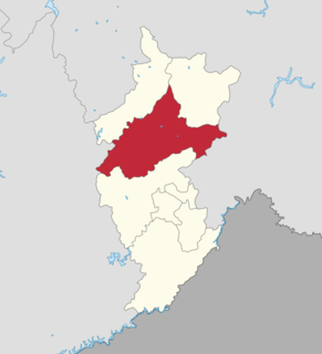 Liuhe County County in Jilin, Peoples Republic of China