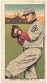 Lively, Oakland Team, baseball card portrait LCCN2008677044.tif
