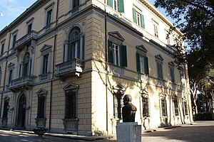 Livorno Villa Fabbricotti 01