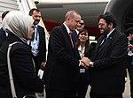 Llegada de Recep Tayyip Erdogan, presidente de Turquía (45191468545).jpg