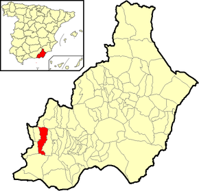 LocationLáujar de Andarax.png