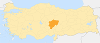 Locator map-Kayseri Province.png
