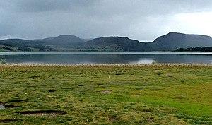 Loch Fleet - View from Littleferry looking inland.