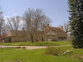 Historic Locust Grove - Image: Locust Grove SE