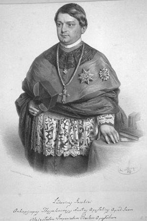 Luigi Jacobini - Lodovico Jacobini, 1875