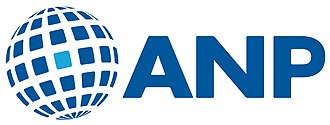 Algemeen Nederlands Persbureau - Image: Logo ANP