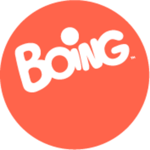 Boing (TV channel) - Image: Logo Boing