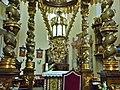 Lomec, kostel Jména Panny Marie, oltář.jpg