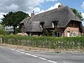 Longparish - Thatched Cottage - geograph.org.uk - 1423124.jpg